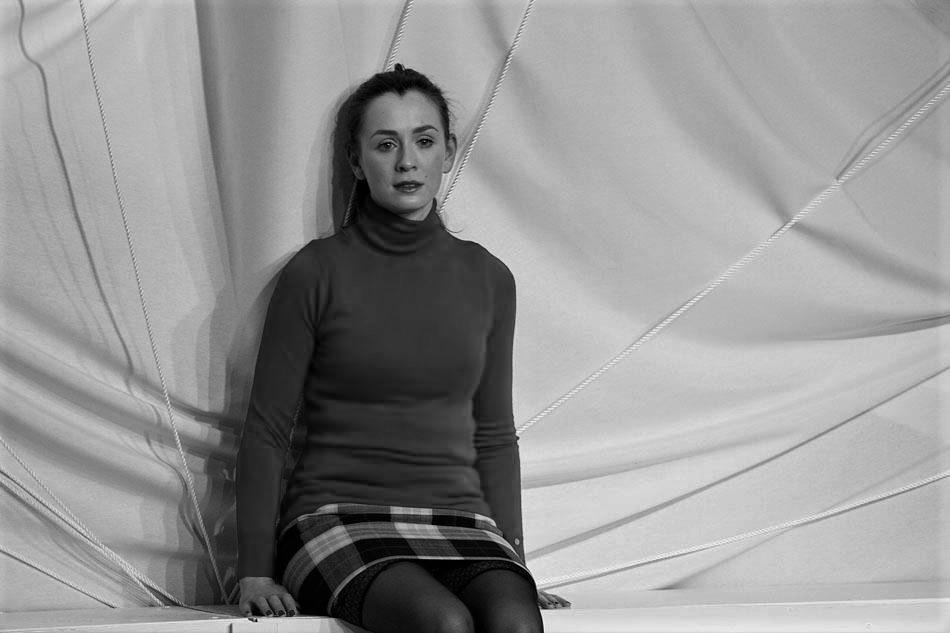 """Inszenierung von """"Nora oder Ein Puppenheim"""" im November 2012."""
