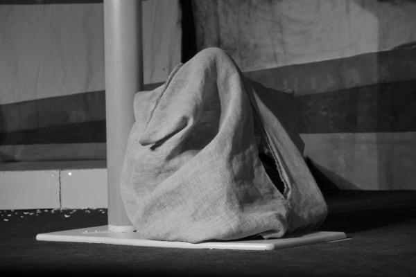 """Inszenierung von """"Das Leben auf der Praca Roosevelt"""" im Januar 2013."""