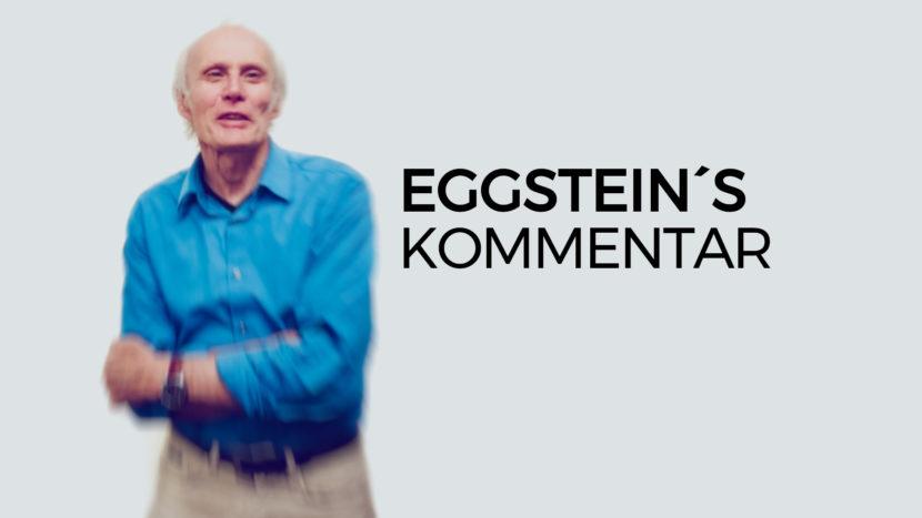 Franz Eggsteins Kommentar